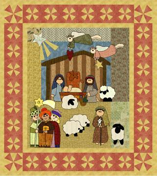 Homeschool 4 Free: Nativity Patterns