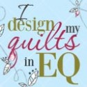 I design my quilts in EQ
